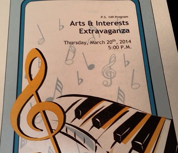 PS149 Arts &Extravaganza.