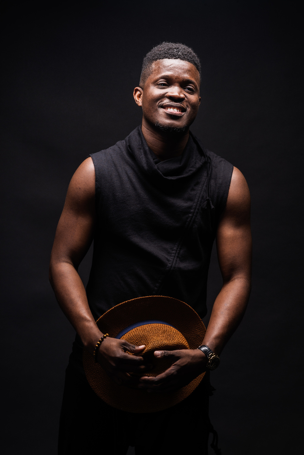 Laolu Senbanjo photo by Ima Mfon