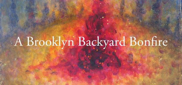 A Brooklyn Backyard Bonfire Fundraiser for MoCADA in BedStuy