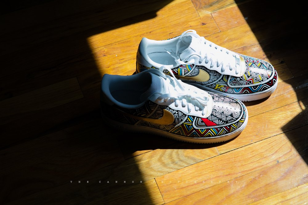 Nike Air Force Ones Low by Laolu image by The Cannon 5.JPG