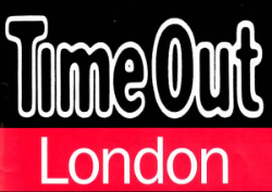 Our long standing relationship with the iconic listings magazine Time Out, has continued in it's new incarnation as a free title. Time Out magazine comes out each Tuesday morning.