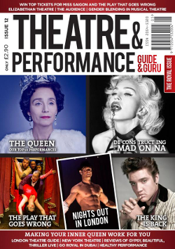 We deliver the independent Theatre & Performance Guide to shops, newsagents and theatre venues across the West End.