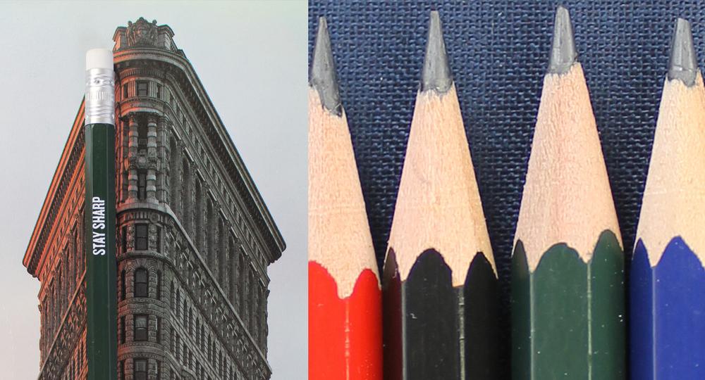 Stay Sharp Pencil Set