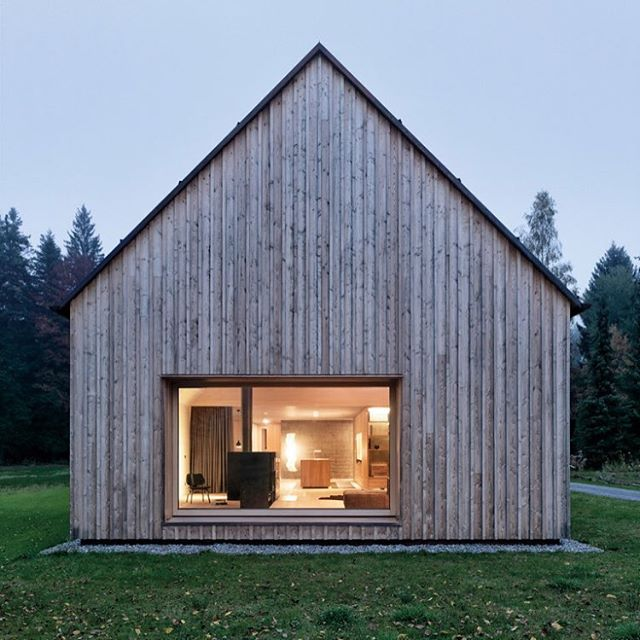 "Want. A cottage. (From @nytimes featuring ""hide and seek"" a new book from @gestalten )"