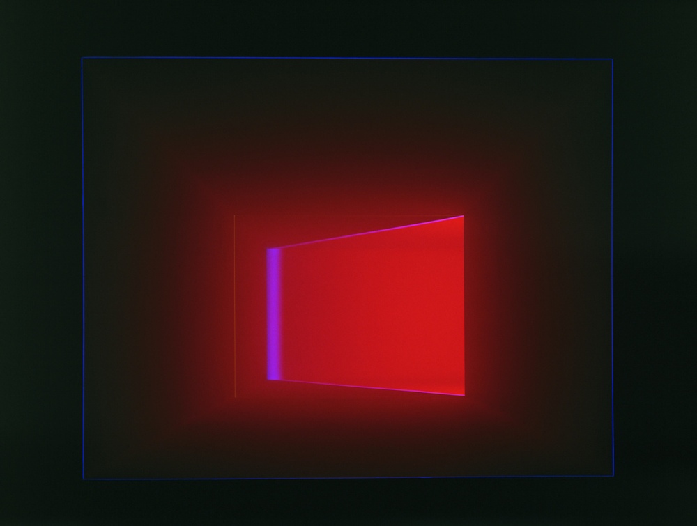 crossing jordan  © james turrell, all rights reserved   Photo: florian holzherr