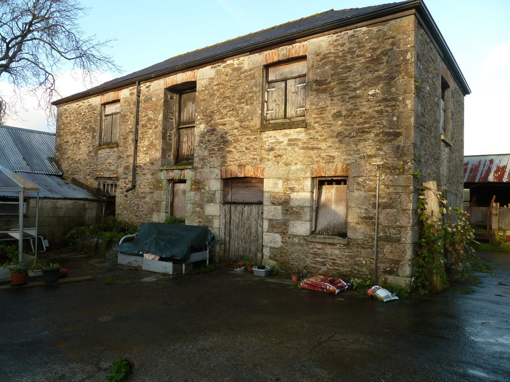 Derelict stone barn could be converted under the new Permitted Development Rights
