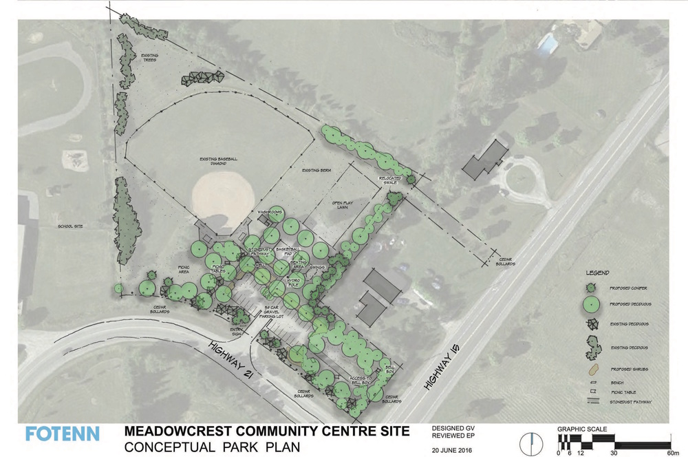 Meadowcrest Park Concept - Click to Enlarge