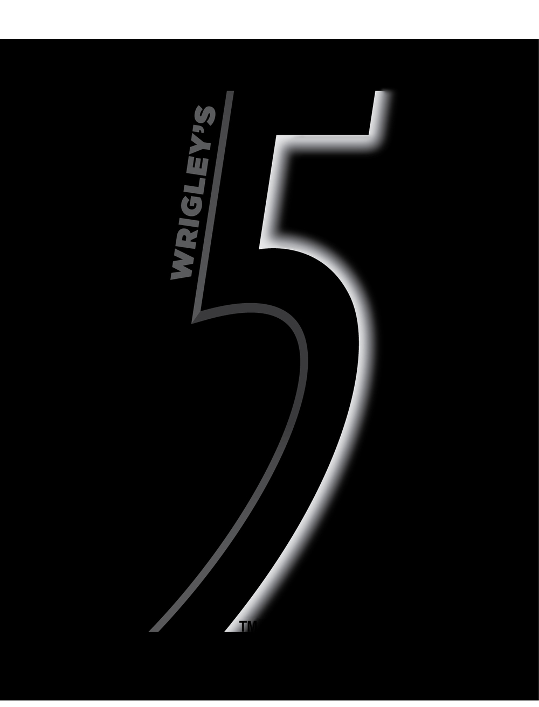Wrigley's Five Gum