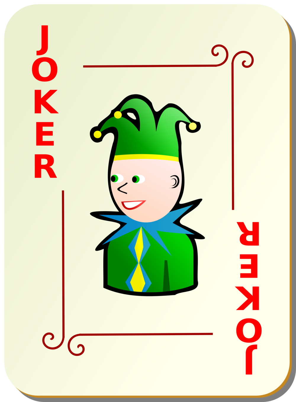 nicubunu-Ornamental-deck-Red-Joker.png