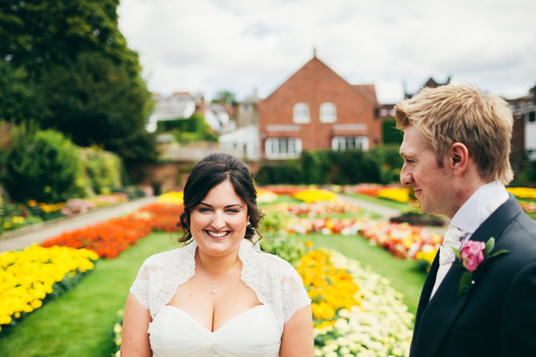 St Michaels Manor Wedding St Albans