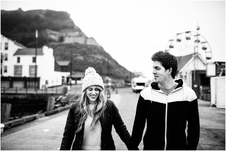 Scarborough South Bay Engagement Shoot