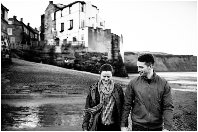 Robin Hoods Bay & North Yorkshire Moors Engagement Shoot