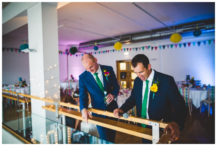 Workstation Sheffield Wedding