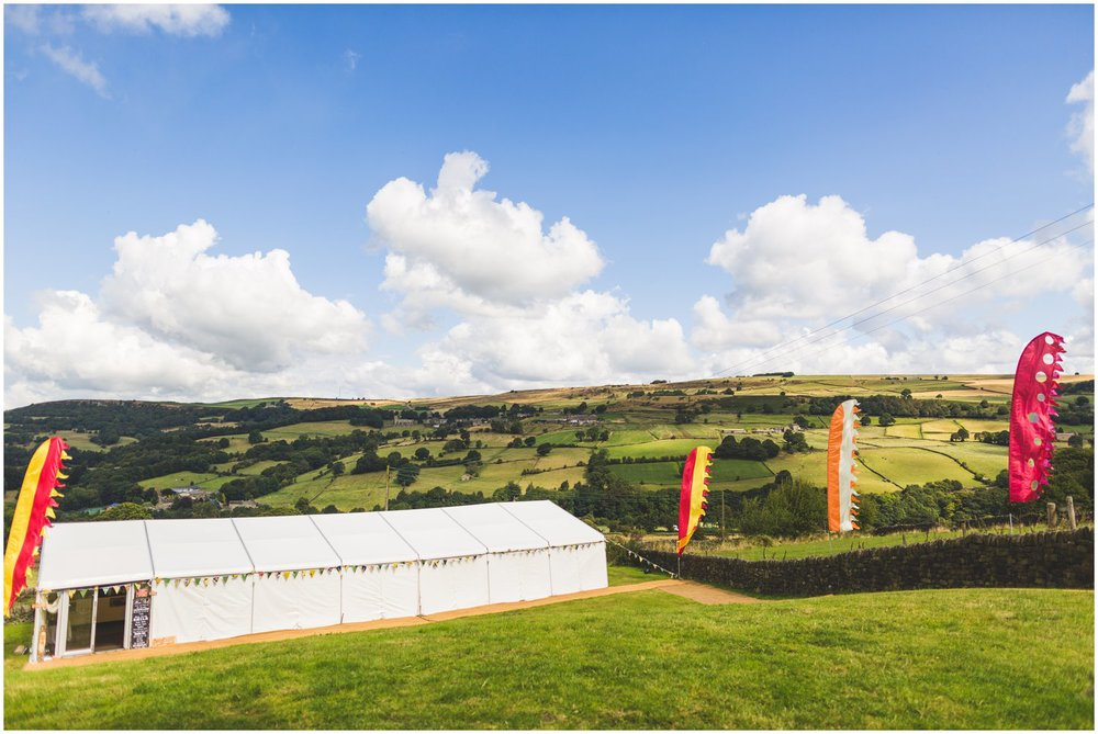 Foxholes Farm Wedding Bradfield Sheffield