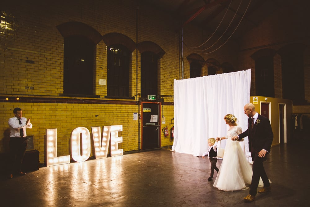 Kelham island museum sheffield wedding