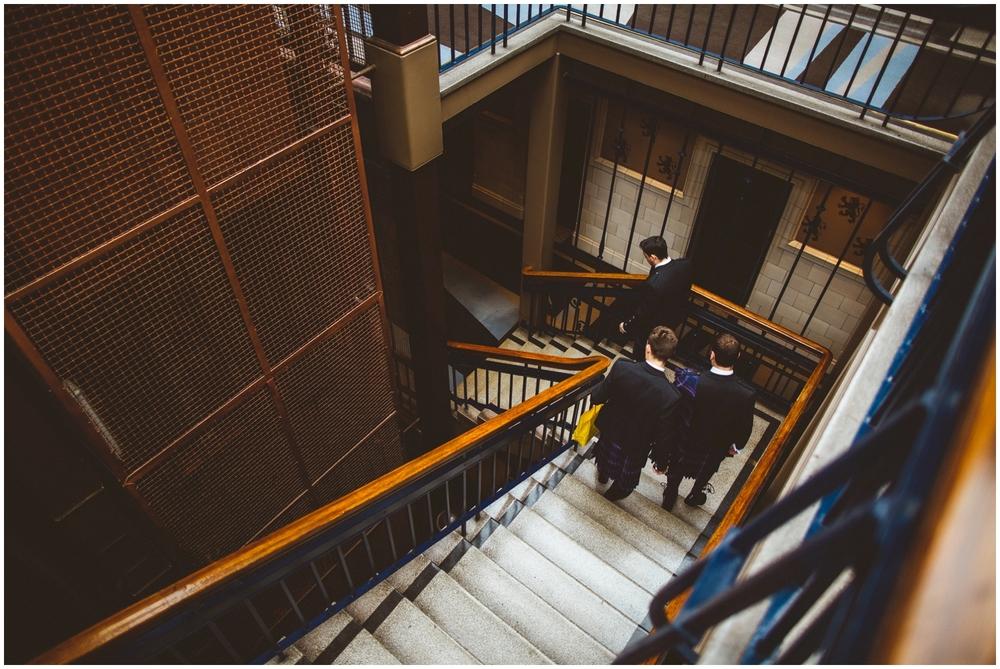 House For An Art Lover Glasgow Wedding_0004.jpg