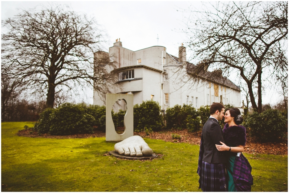 House For An Art Lover Glasgow Wedding_0020.jpg