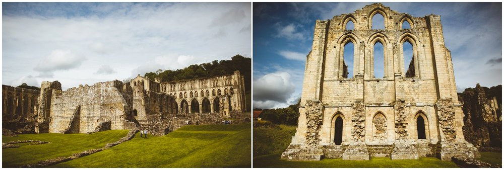 Rievaulx Abbey In Helmsley Engagement Photography_0001.jpg