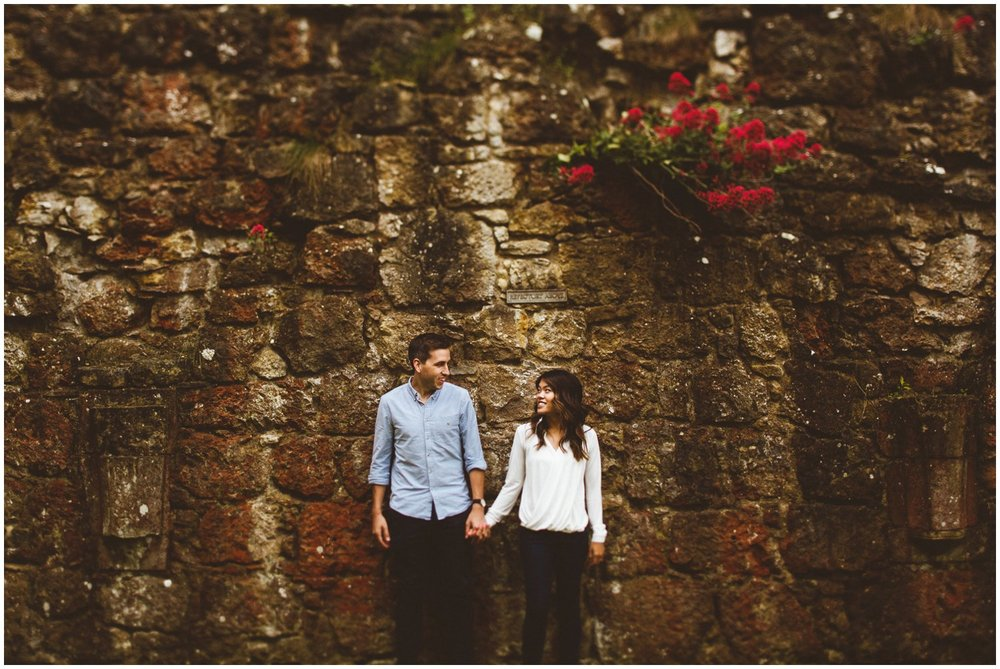 Rievaulx Abbey In Helmsley Engagement Photography_0012.jpg