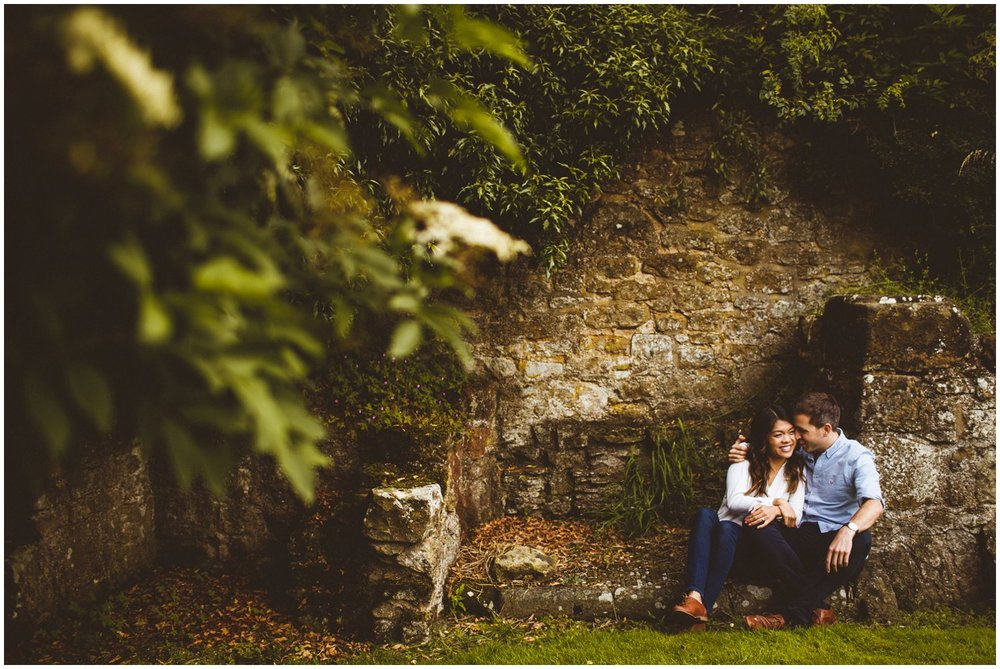 Rievaulx Abbey In Helmsley Engagement Photography_0013.jpg