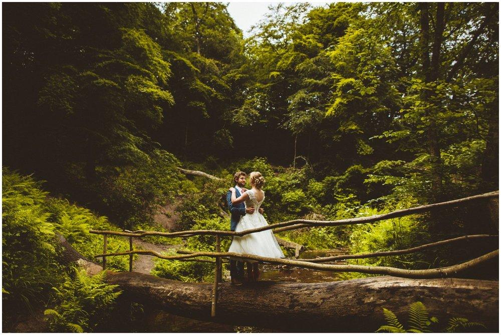 Falling Foss Wedding