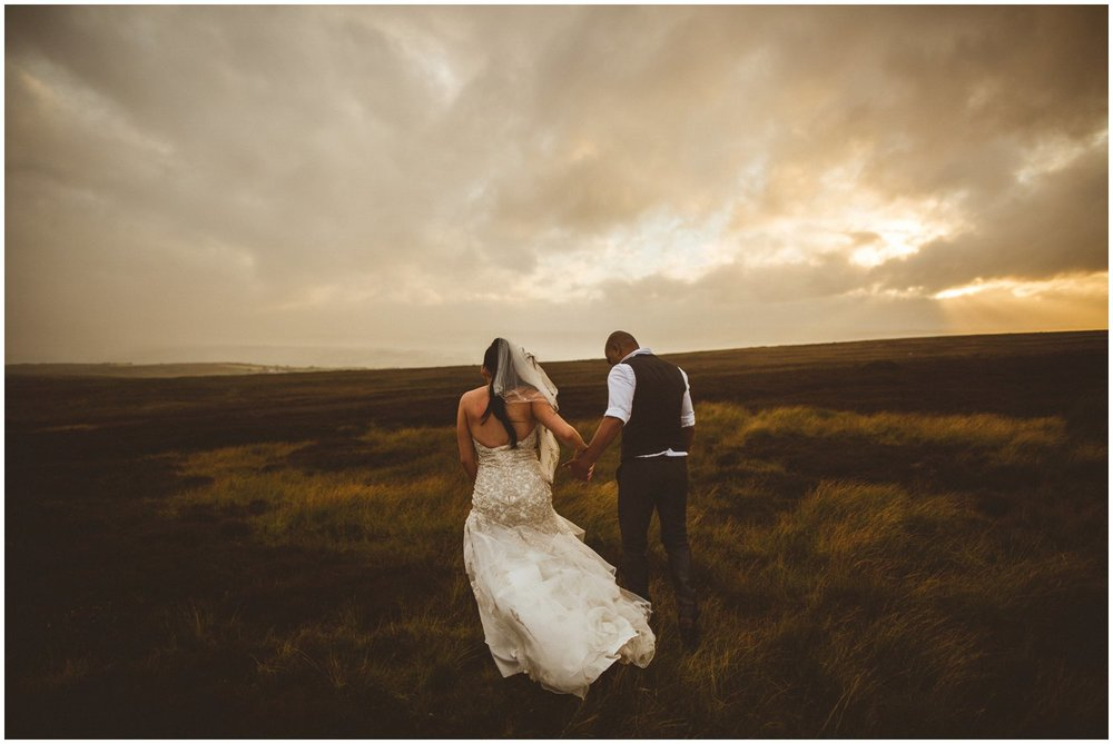 North Yorkshire Moors Wedding Photography