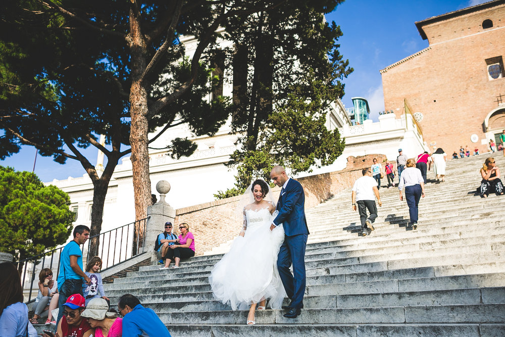 Rome Wedding Photographer