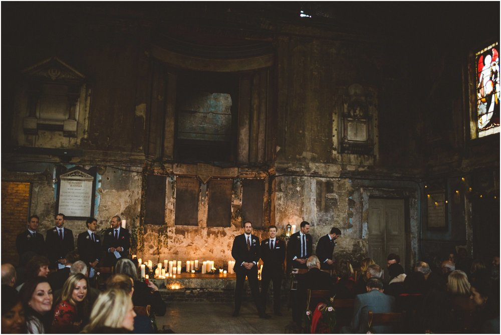 Winter Wedding At The Asylum In Peckham London_0032.jpg