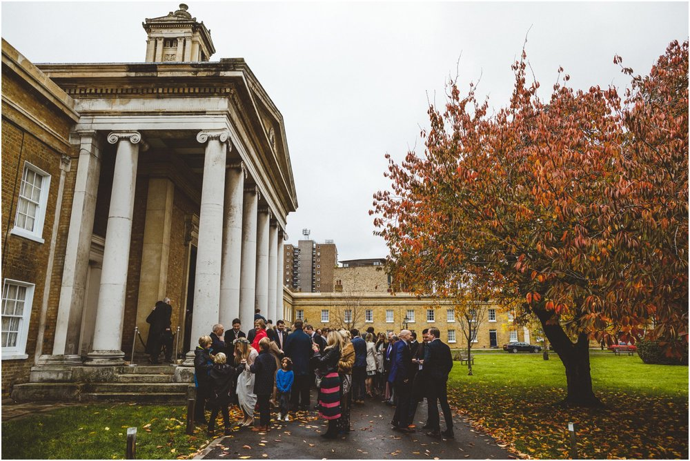 Winter Wedding At The Asylum In Peckham London_0089.jpg