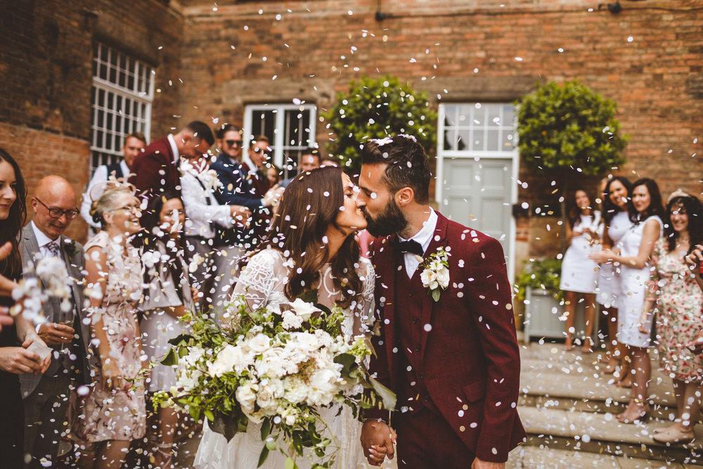 Industrial Wedding Derby