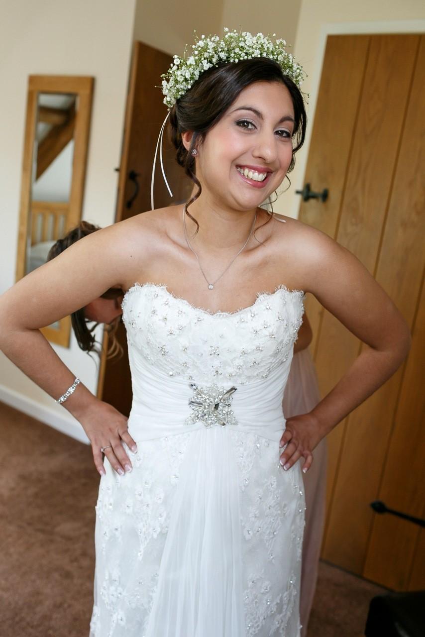 Bride - Hayley - May 2014