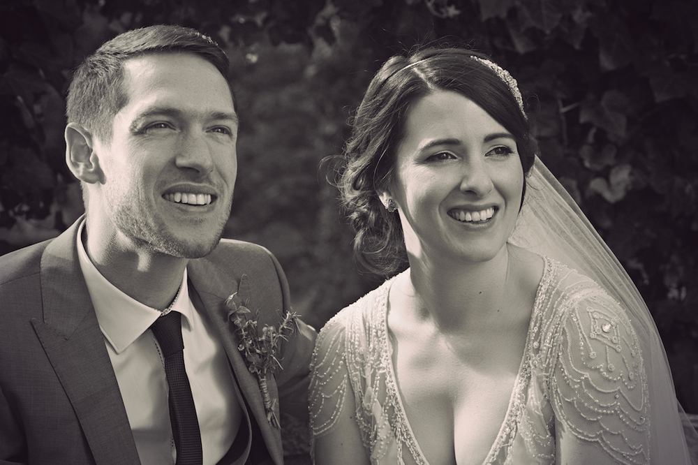 Phoebe and Groom (June 2014)