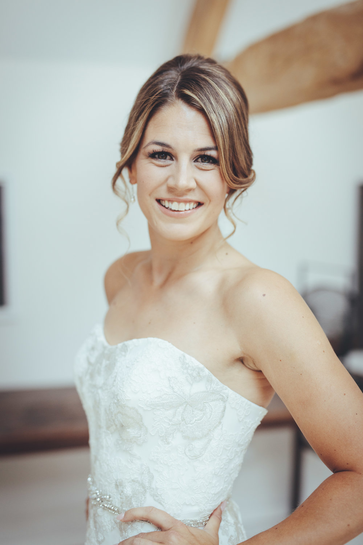 Hannah - bride