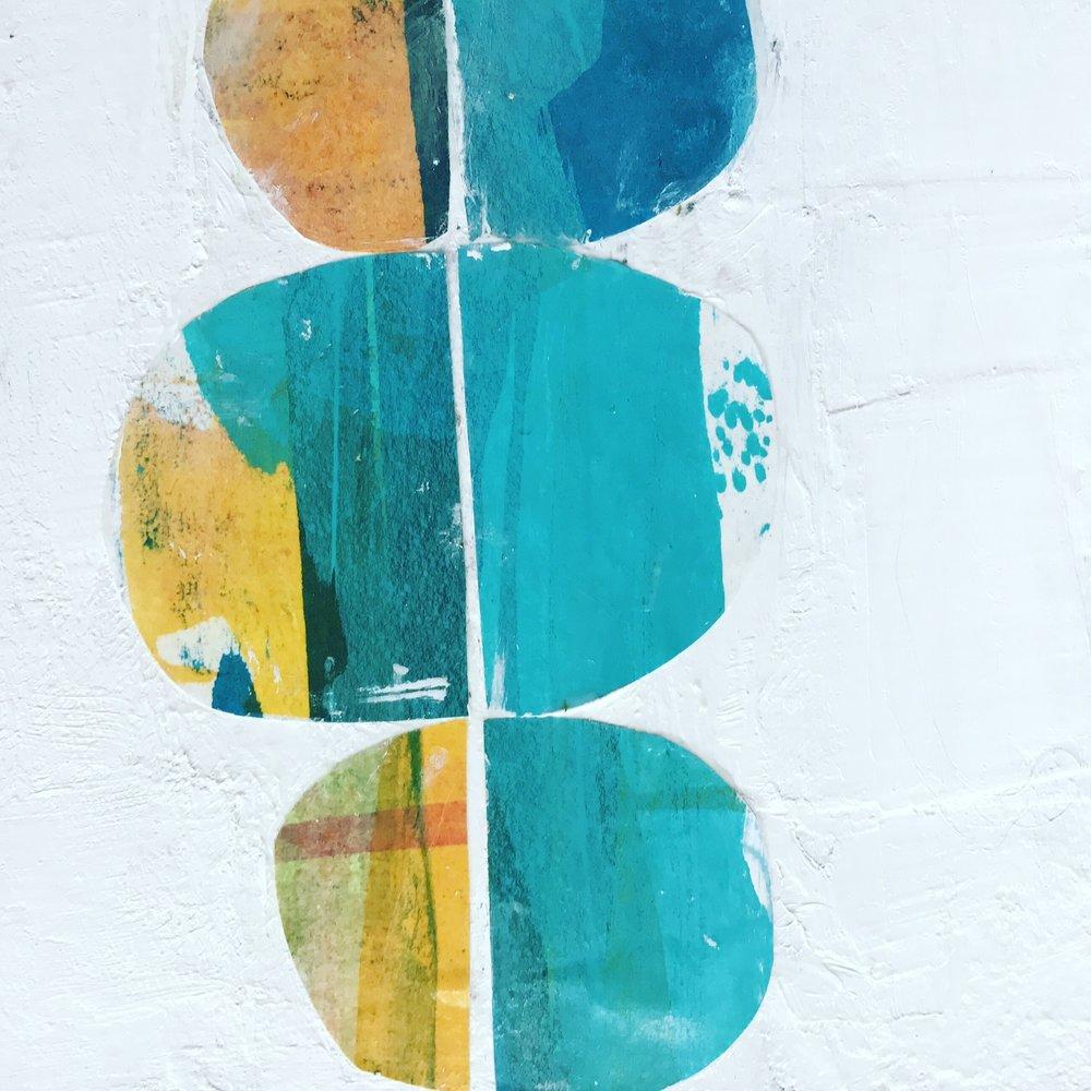 Balance, Collage, 2017