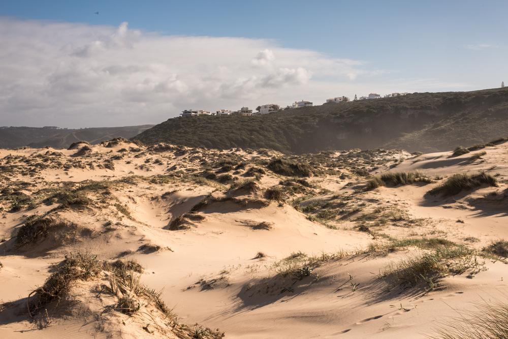 The dunes of Amoreira