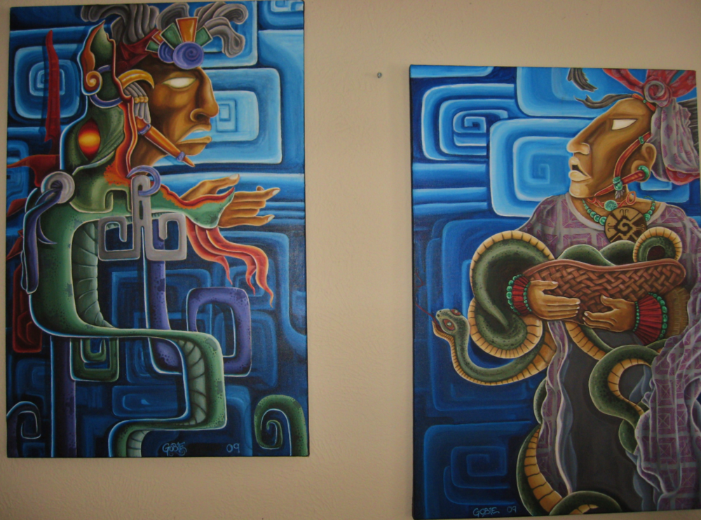 Mayan Series