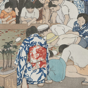 Fresh Impressions: Early Modern Japanese Prints (Grades 4-5)