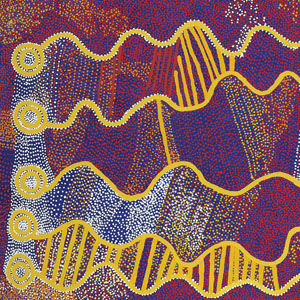 Crossing Cultures: Contemporary Aboriginal Art (Grades 6-8)