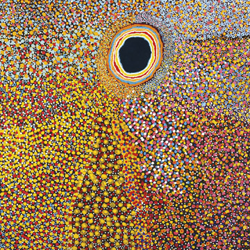 Color, Line and Shape in Aboriginal Art