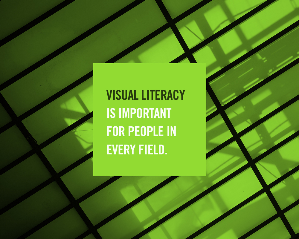 why is visual literacy important Visual literacy in education develops a student's visual literacy – their ability to comprehend, make meaning of, and communicate through visual means, usually in.