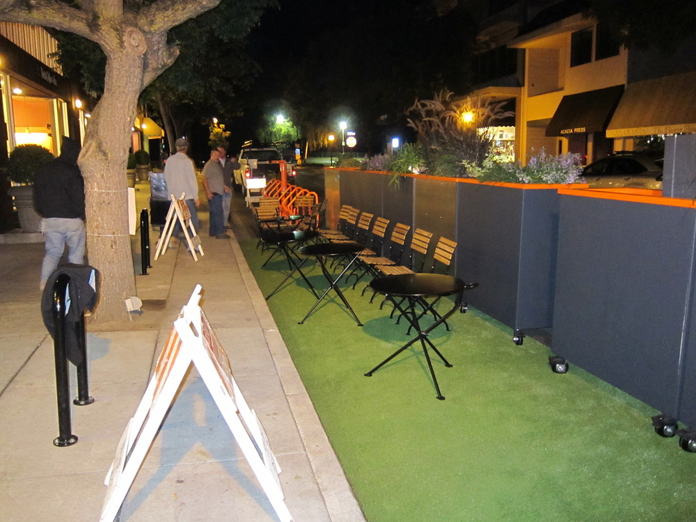 10PARKing Day 5am install.JPG