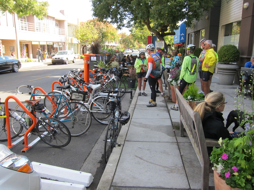 23PARKing Day 915 bike parking use.JPG