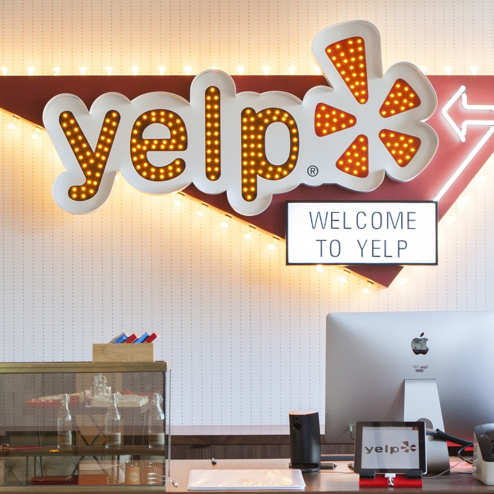 YELP SF EMAIL NEWSLETTER Role: Editor / Writer