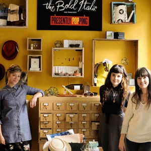 THE BOLD ITALIC POP-UP SHOP                                 Role: Producer