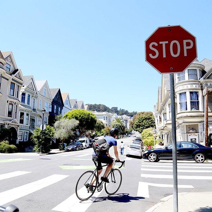 SF'S VISION ZERO CAMPAIGN            Role: Social Media Strategist