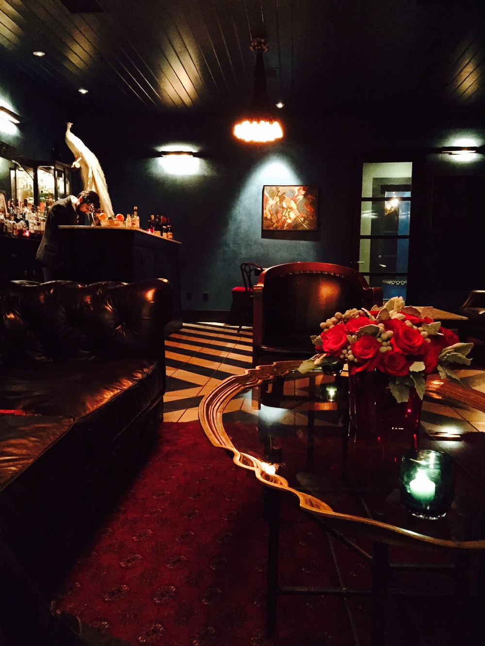 The Lounge, Hotel St. Cecilia
