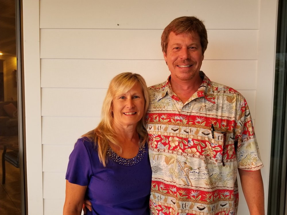 "LYNN & STEVE TOMSHA - MONDAYS 6:30PM         ""Discovering & Doing our Spiritual Gifts"" // Walua Rd >> This Group is now FULL"