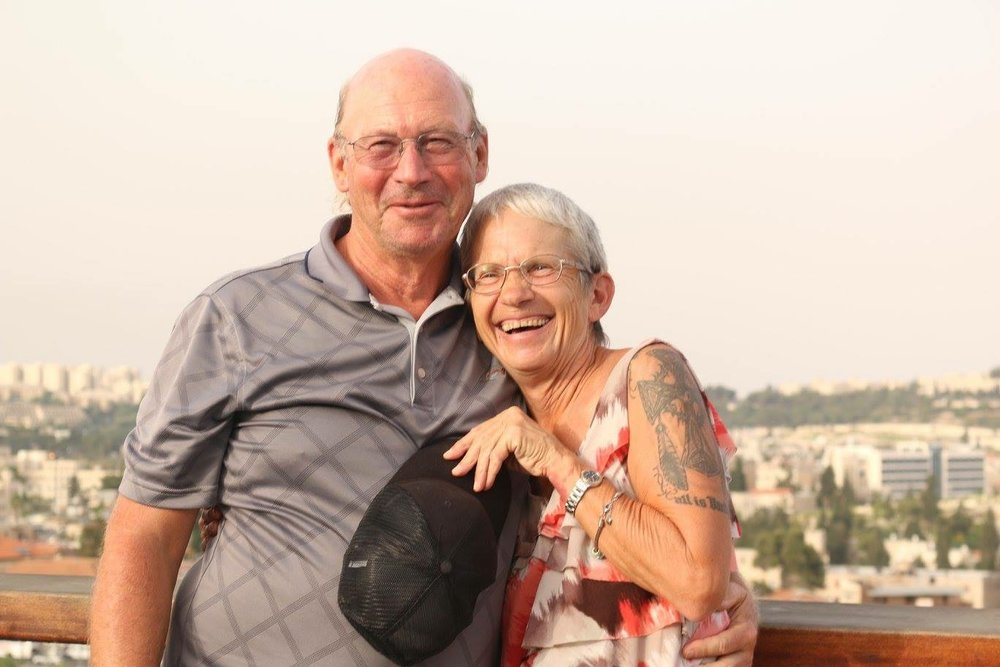 RICH & VICKIE POTTER - TUESDAYS 6:45PM         Sermon Discussion Group // Ali'i Heights >> This Group is now FULL