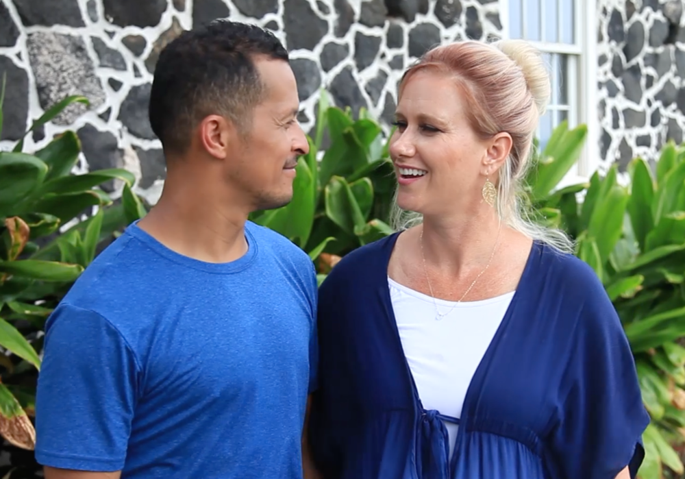 JAY & CILLA BEHIC - WEDNESDAYS 6:30PM         Sermon Discussion Group // Kealakekua >> This Group is now FULL