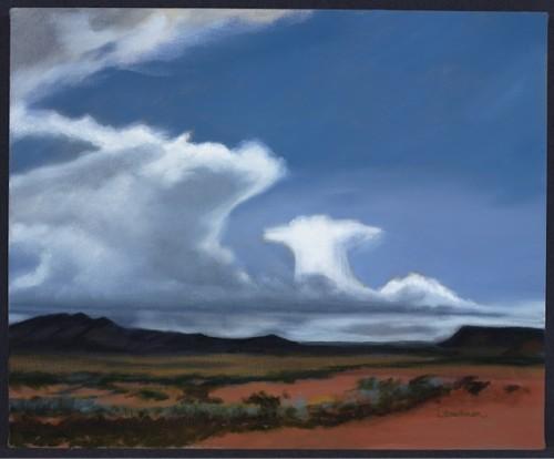 Torrey Clouds